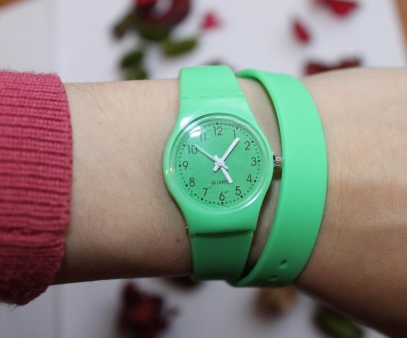 Наручные часы с длинным ремнем | Ремешки для