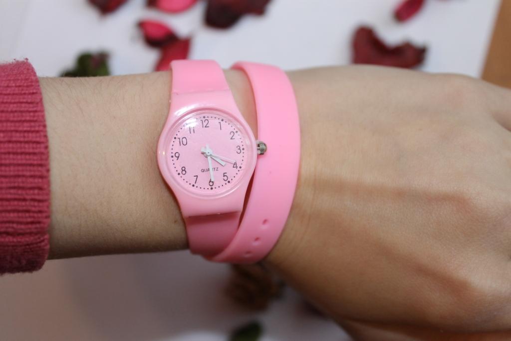 Часы с двойным ремнем Swiss (копия) CWD075
